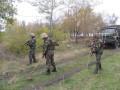 Позиции украинских военных за ночь обстреляли семь раз – пресс-центр АТО