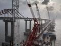 19-километровый Керченский мост планируют сдать по графику