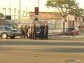 Стрельба возле школы в Лос-Анджелесе: есть жертвы