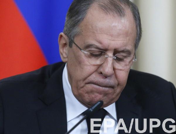 Россия отреагировала на указ Порошенко о блокаде Донбасса