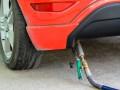 Крупные сети АЗС опустили цену на автогаз