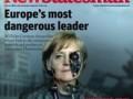 Авторитетный британский журнал сравнил Меркель с Ким Чен Ыном и Гитлером