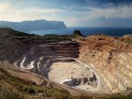 Курорт на миллиард: власти Севастополя утвердили план Новинского развивать туризм на территории рудника в Балаклаве