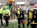 В Киеве во время пожара мужчина выпрыгнул из окна пятого этажа
