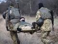 За день на Донбассе ранены два военных