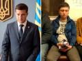 Двойник Зеленского из Москвы дал интервью