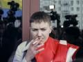 Савченко о планах стать президентом: Не хочу, могу, буду