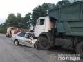 Под Киевом в ДТП погибли мать и несовершеннолетняя дочь