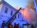 Пожар в Полтаве: установлена личность погибшего