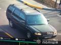 Под Киевом четверо парней избили водителя и уехали на его авто