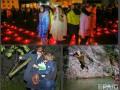 День в фото: Память о трагедии на ЧАЭС, гранатомет в Одессе и тигр в прыжке