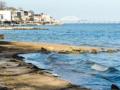 В Крыму разрушили один из самых известных пляжей