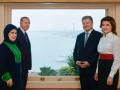 Порошенко и Эрдоган обсудили пути освобождения украинцев из тюрем в России