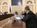 Лидеры фракций и Кабмин собрались на совещание