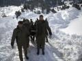 В Кашмире сошла лавина: 12 погибших