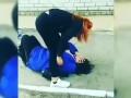 В Запорожье ученица ПТУ жестоко избила девушку