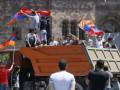 В Армении захватили мэрию Гюмри, где расположена база РФ