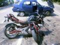 В Херсонской области мотоцикл столкнулся с ЗАЗом, пять человек пострадали