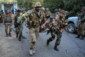 Восемь бойцов из Иловайского котла все еще в плену