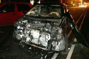 В результате ДТП один человек погиб и трое пострадали