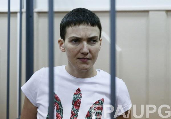 Савченко выступит в суде 9 марта