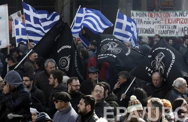 Греция продолжает находиться в экономическом кризисе