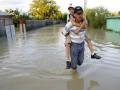 Спасатели предупреждают о поднятии уровня воды в реках в западных областях