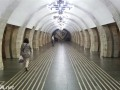 Метро Киева ограничит сегодня работу трех станций из-за футбола