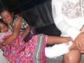 Подросток спас сестру из пасти крокодила