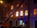 В Черновцах произошел самый масштабный пожар за  20 лет
