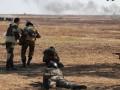 Карта АТО: Погиб один боец АТО, двое ранены