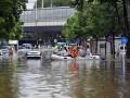 В Китае от наводнения погибли по меньшей мере 13 человек