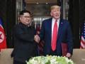 Трамп готов снова поговорить с Ким Чен Ыном