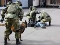 В Одессе провели учения штурмовых групп