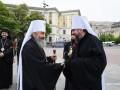 В Киеве 9 мая встретились Епифаний и Онуфрий