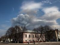 Пожар в Балаклее: количество раненых выросло