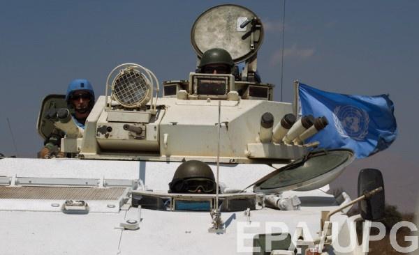 Россия ожидаемо отвергла идею размещения миротворцев на границе с Украиной