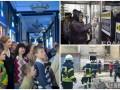 День в фото: обвал дома в Киеве, Азов под Интером и первая леди с детьми