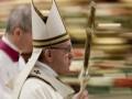 Папа Римский обеспокоен ситуацией на Донбассе