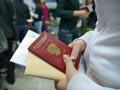 Без экзамена по русскому языку: Украинцам упросили получение паспорта РФ