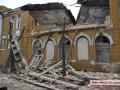 В центре Николаева рухнула часть здания школы