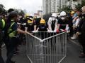 В Гонконге возобновились антиправительственные протесты