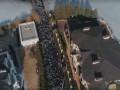 Активисты показали шикарный дом Гладковского с высоты