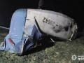 Названа возможная причина аварии самолета в Тернопольской области