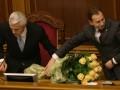 Рада включила в повестку дня вопрос об отставках Литвина и Томенко