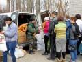 Украинские военные показали, как доставили помощь жителям Авдеевки