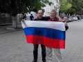 Харьковский сепаратист вместо суда уехал в Крым (фото)
