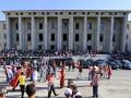 В Анкаре эвакуировали людей из здания парламента