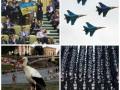 Неделя в фото: 70-я Генассамблея ООН, первые авиаудары России в Сирии, аист на Майдане и новая полиция в Харькове