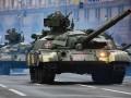 Украинская армия получила партию танков Булат
